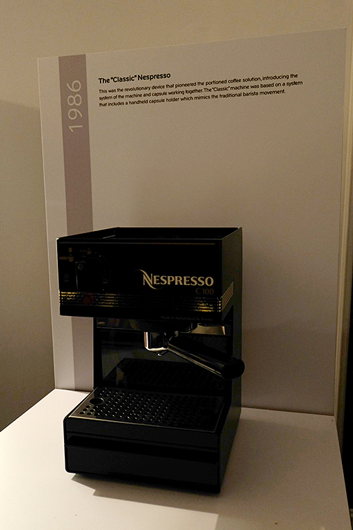 nespresso antique