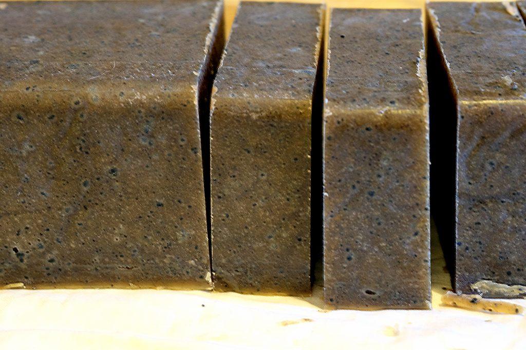 Pastabites soap