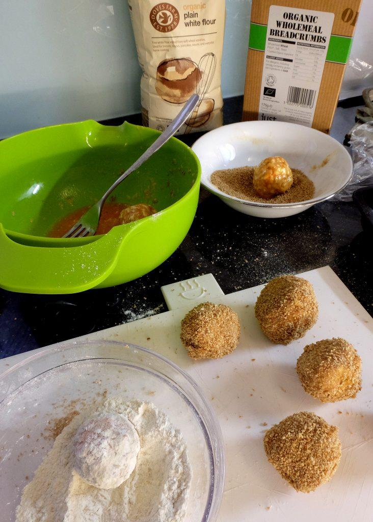 Pastabites - arancini recipe