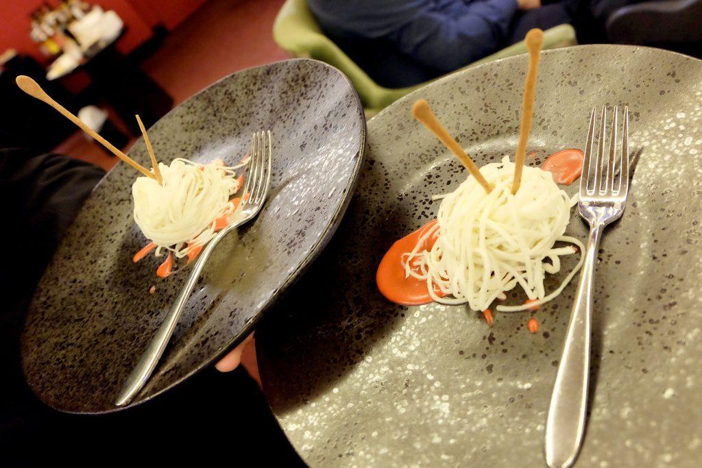 Pastabites - Le strade della mozzarella