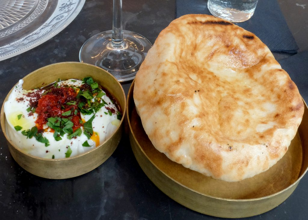 Pastabites dines at Bala Baya
