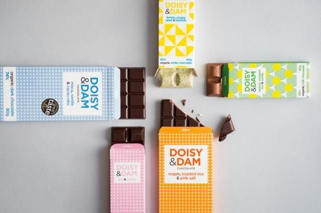 Pastabites reviews Doisy & Dam chocolate
