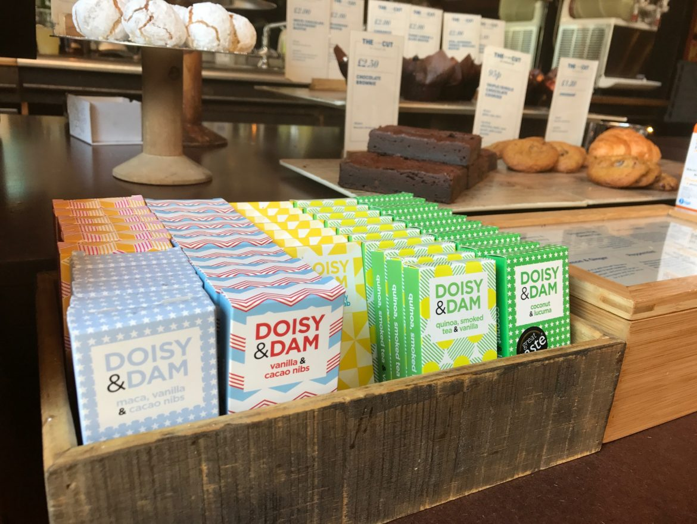 Pastabites review Doisy & Dam