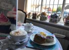 Pastabites in Lavenham - Afternoon tea