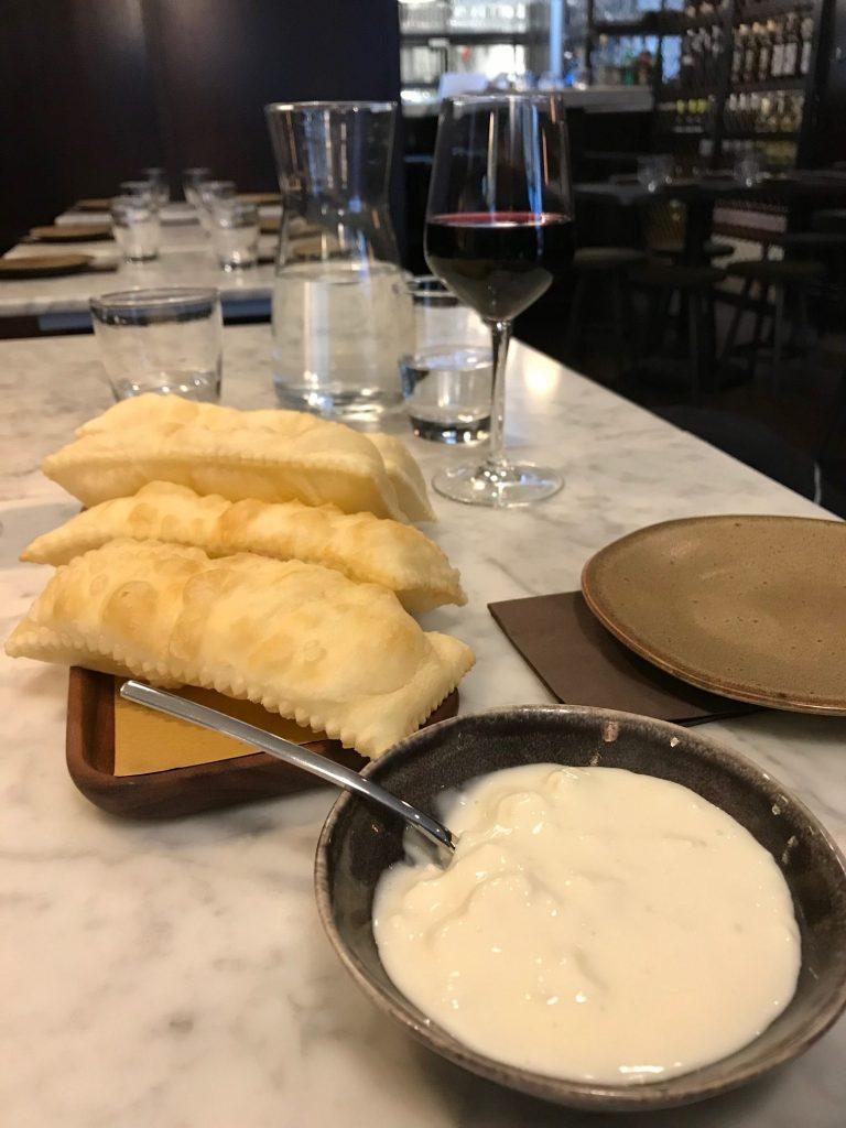 Pastabites dines at via emilia