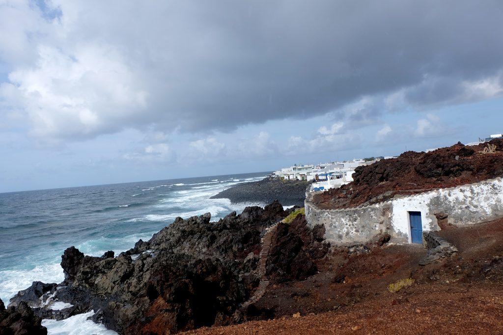 Lanzarote - El Golfo