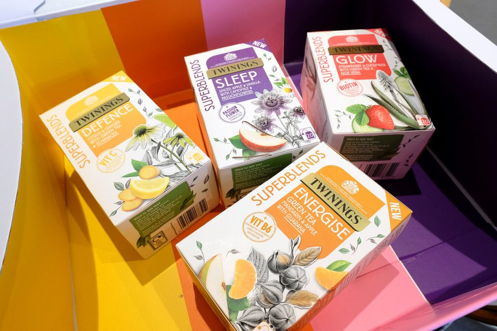 Twinings Superblends