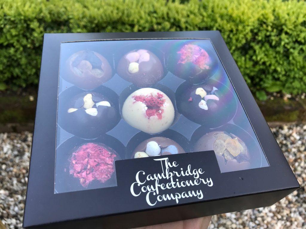 Cambridge Chocolate COmpany
