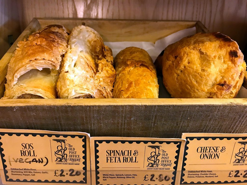 Pastabites's favourite bakeries