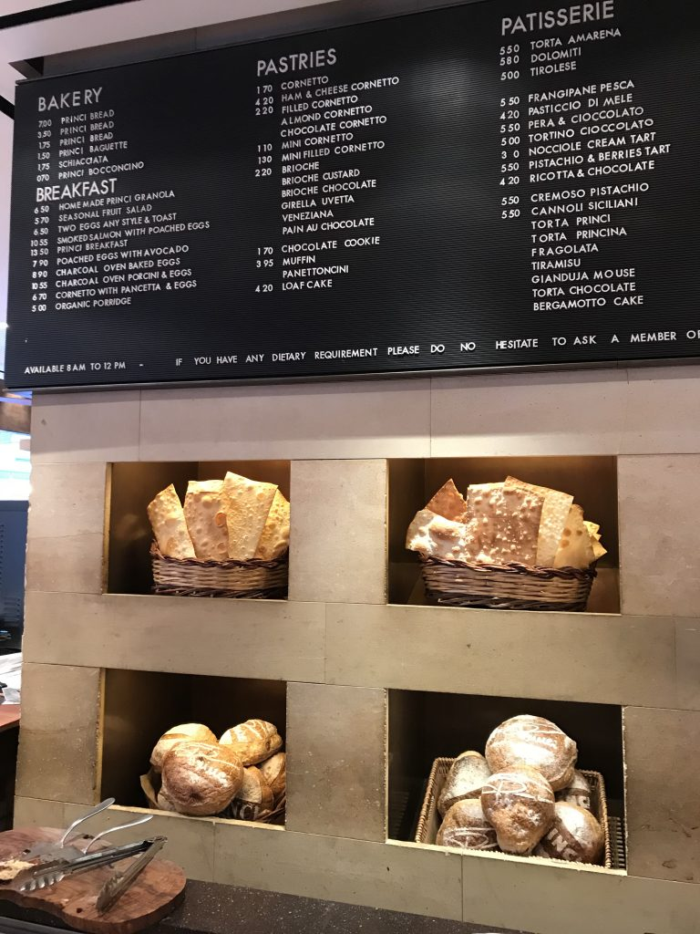 Pastabites' favourite London bakeries
