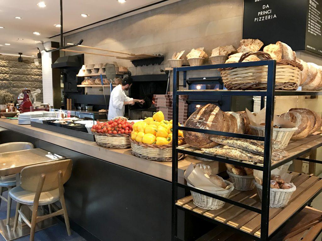Pastabites' favourite London bakeries