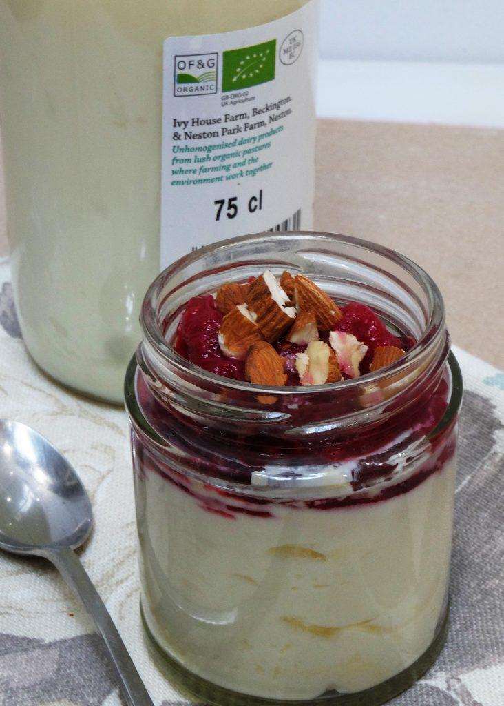 Yogurt home made