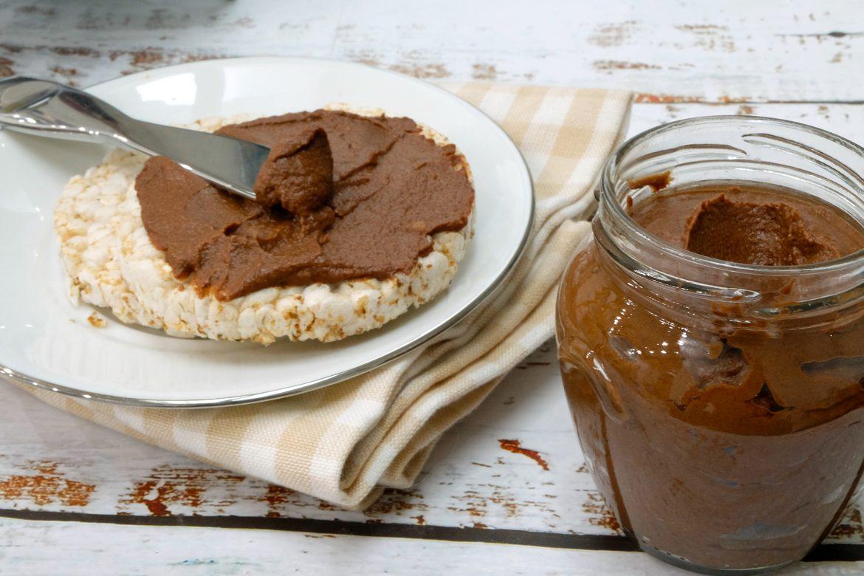 Nutty chocolate spread recipe