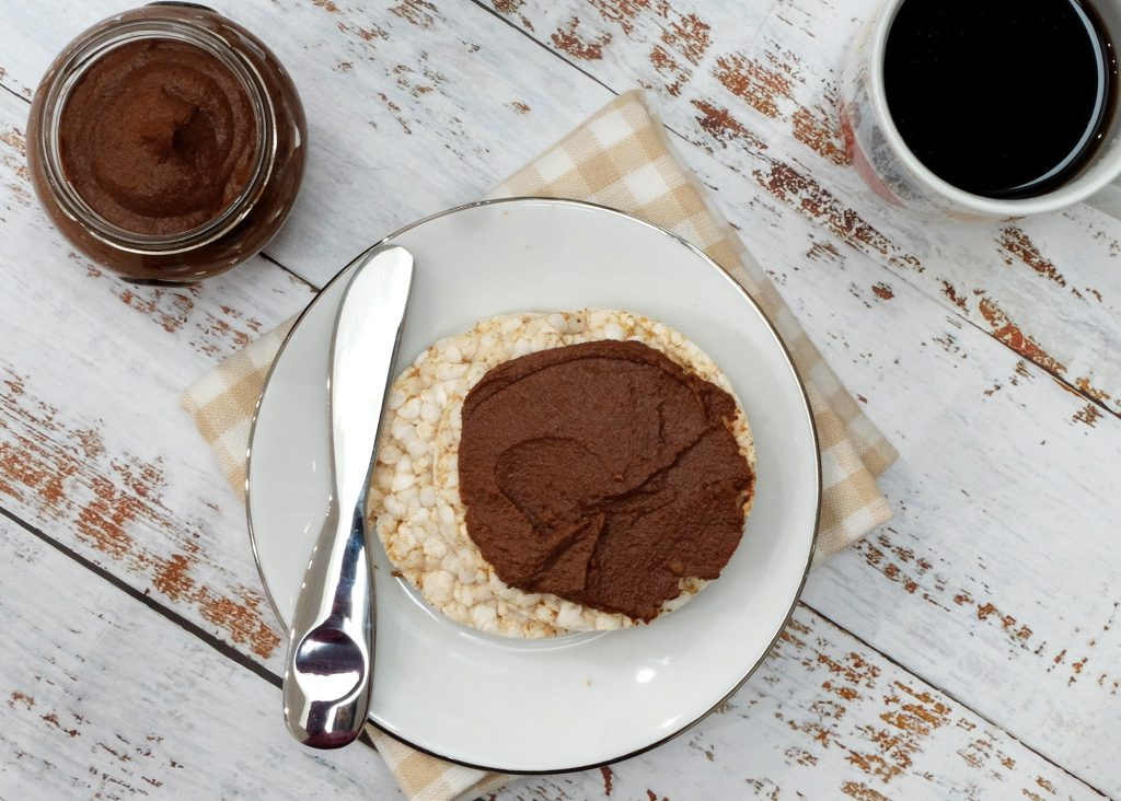 Nutty chocolate spread recipe
