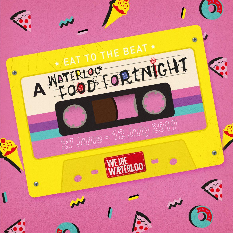 Waterloo Food Fortnight logo