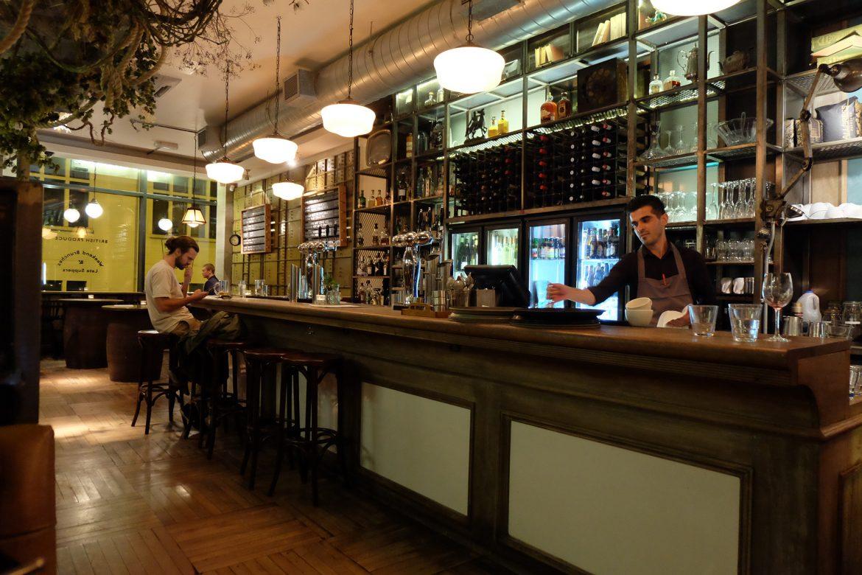 Loyal Tavern bar