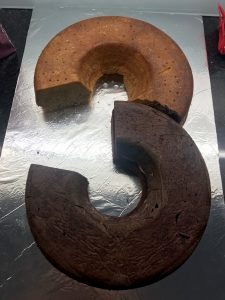 3 cake shape